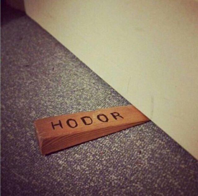 Hold The Door! - meme