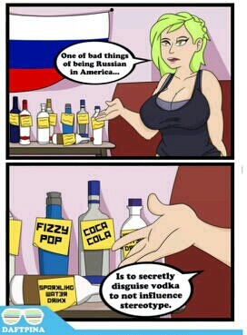 Vodka mixed with 7 up = good times - meme