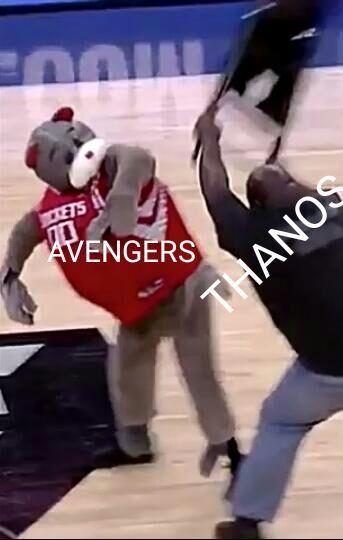 Resumen de infinity war - meme