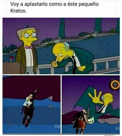 Acepten maldita sea - meme