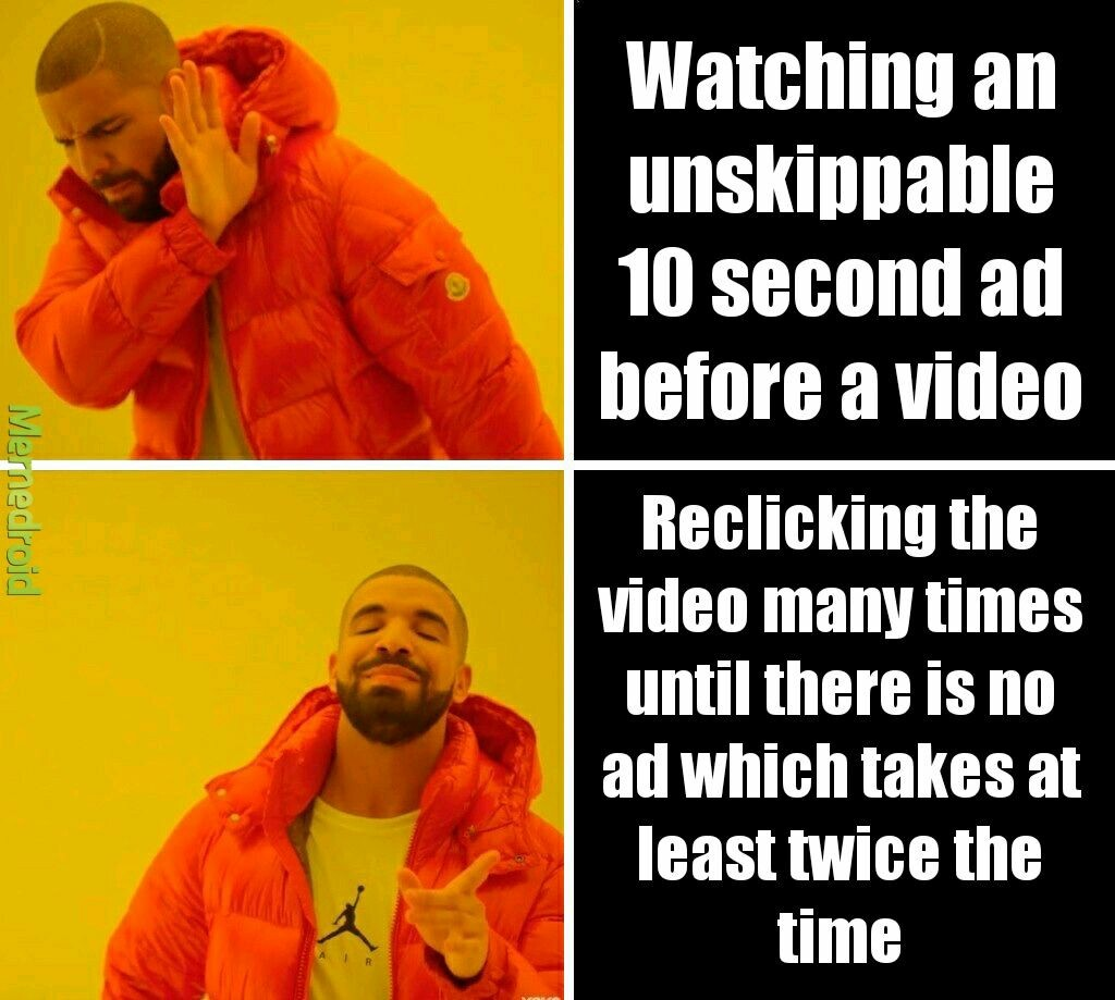 Why do I do this everytime - meme