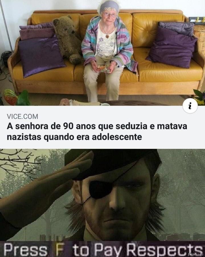 Nazistas - meme