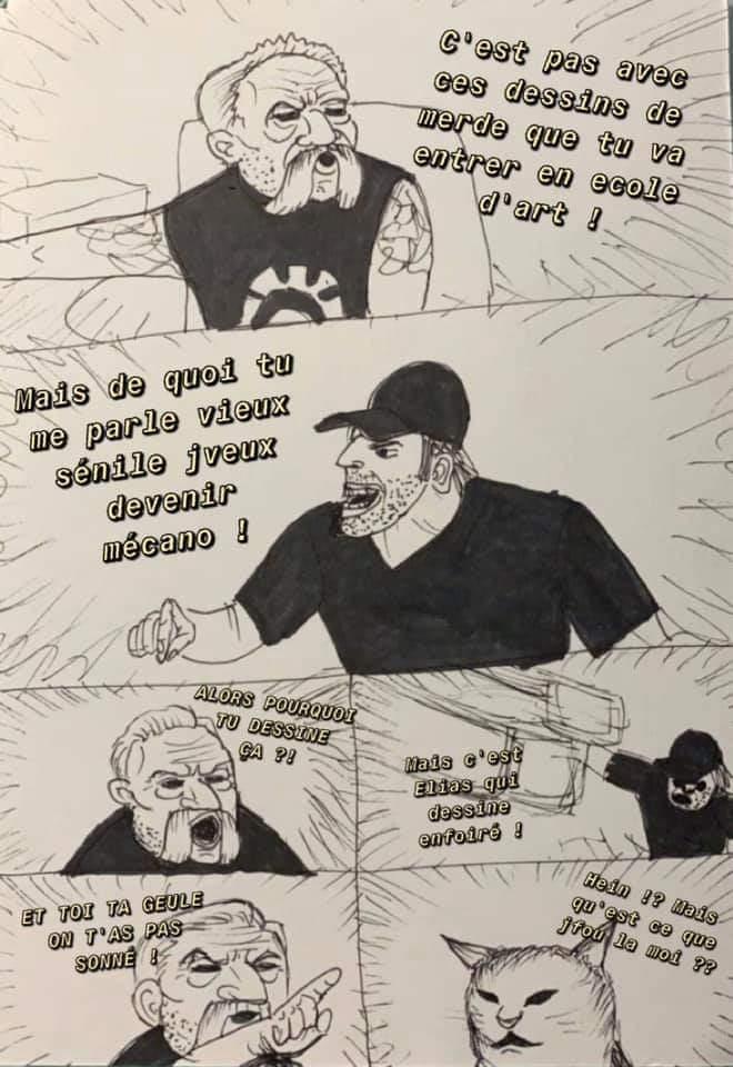 Du grand art - meme