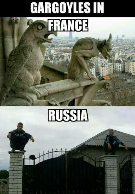 Slav squat - meme