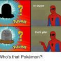 Solo los fans de spider man entenderán...