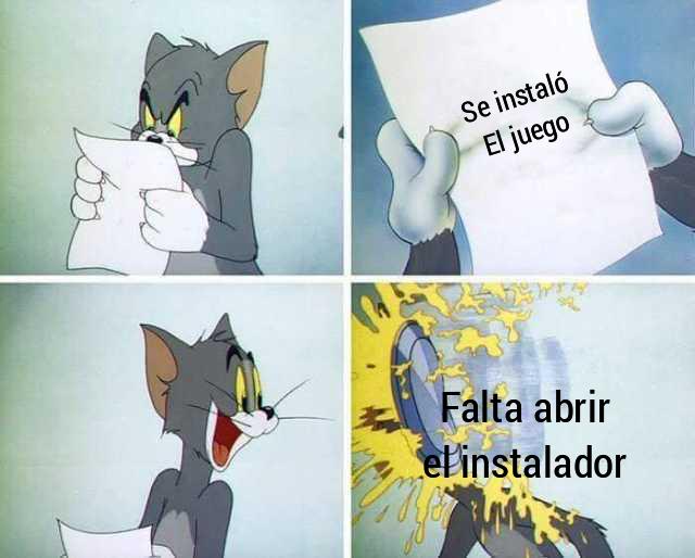 Casi siempre pasa - meme