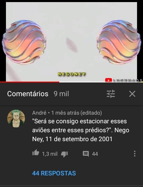 MORRA NEGO NEY - meme