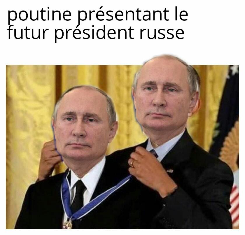 Poutine - meme
