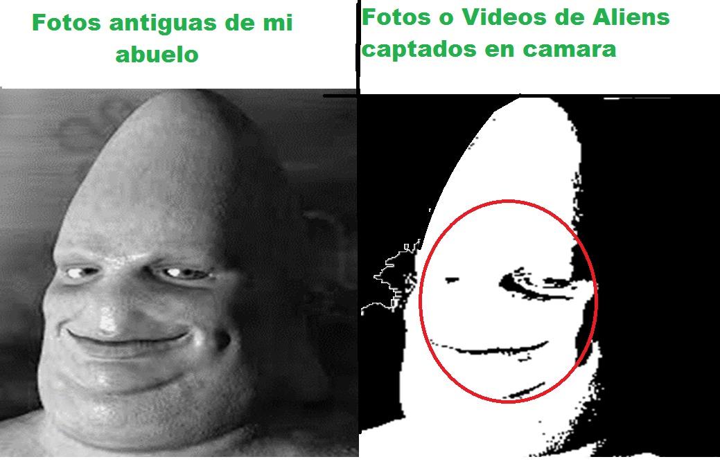 NO PUEDE FALTAR EL CLASICO CIRCULO ROJO - meme