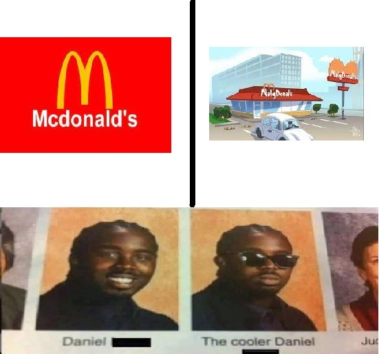 nalgdonald's - meme