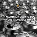 Aluminium fact
