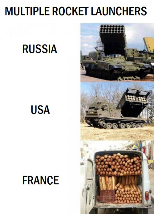 Wow France - meme