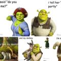Shrek for love Shrek for life