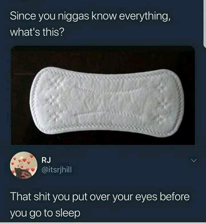 This nigga knows nothing.... - meme