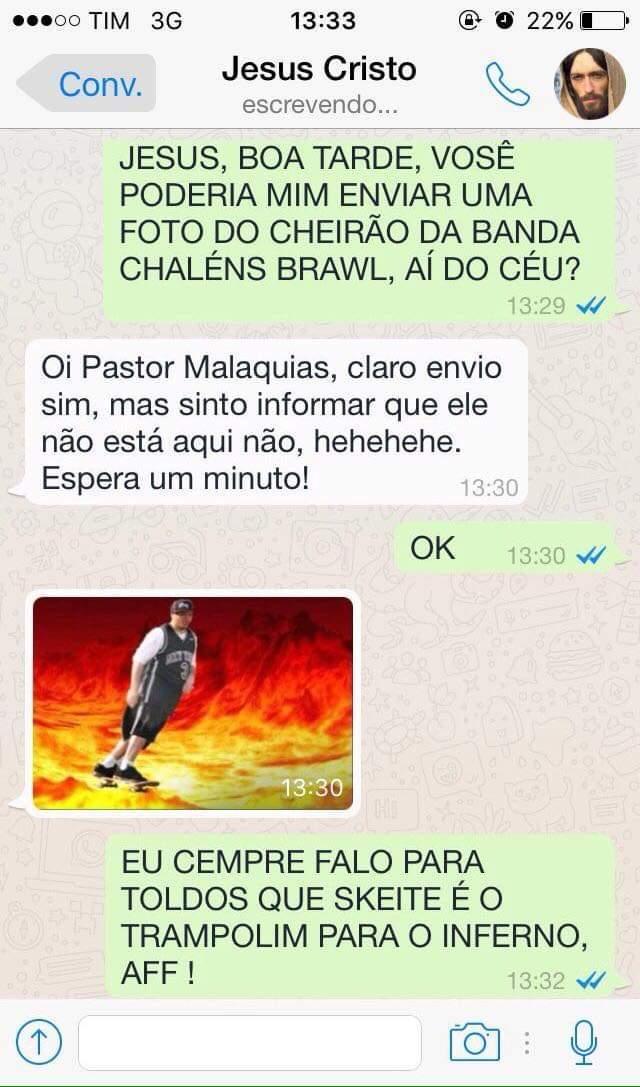 CHEIRAO DO CHARLENS BRAWUM JUNIO - meme