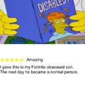 I suck at recreating amazon reviews and I'm gonna get assaulted by the Fortnite fan base