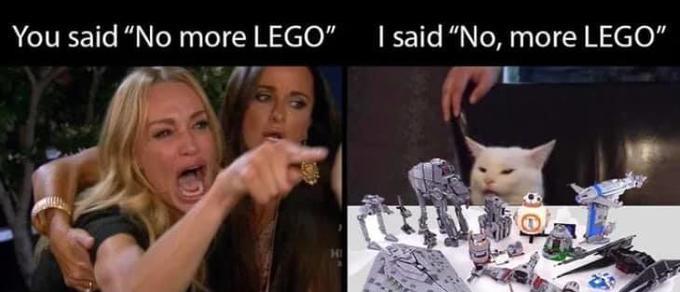 lEGO MY EGO - meme