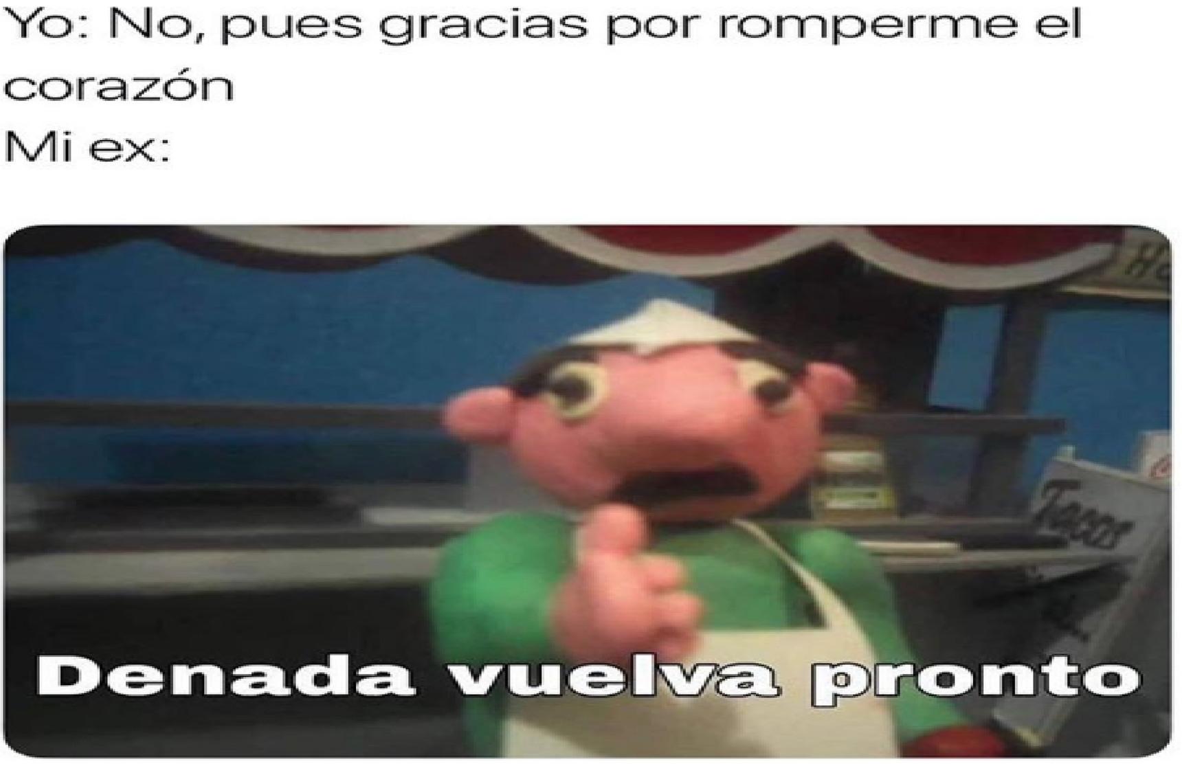 TAQUERO MAMON - meme