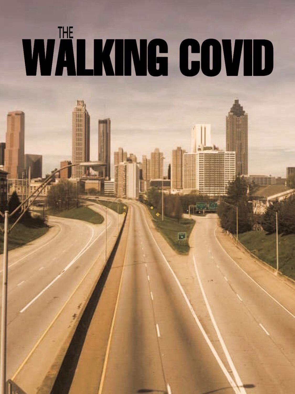 The walking covid - meme