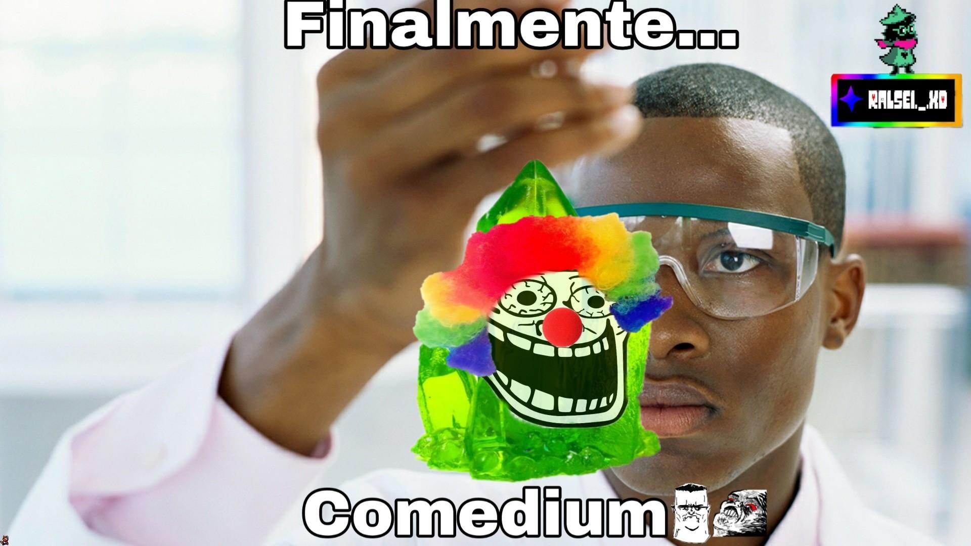 MOMENTO COMEDIA, Veamos quien encuentra a Luigi Rojo XDD - meme