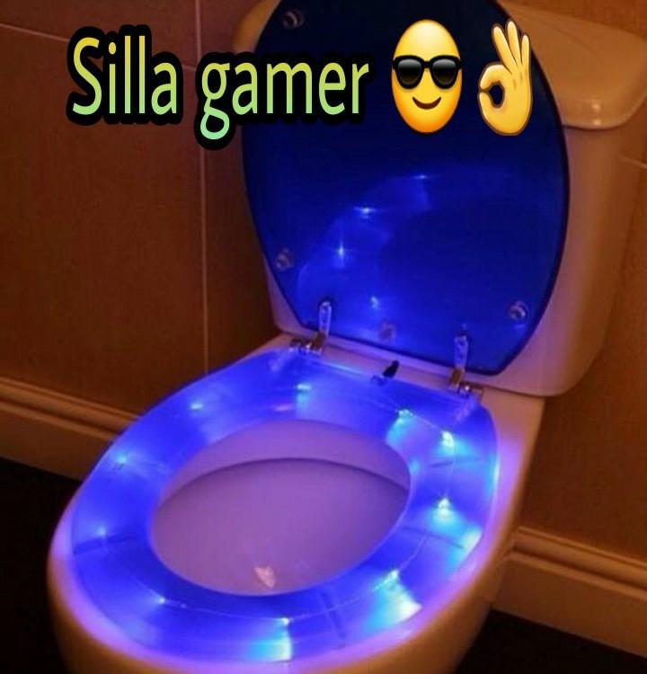 Finalmente una silla geymer de calidad - meme