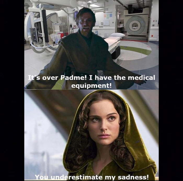 She has the plot's low ground - meme