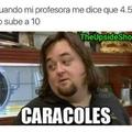 Cara pesos! :v