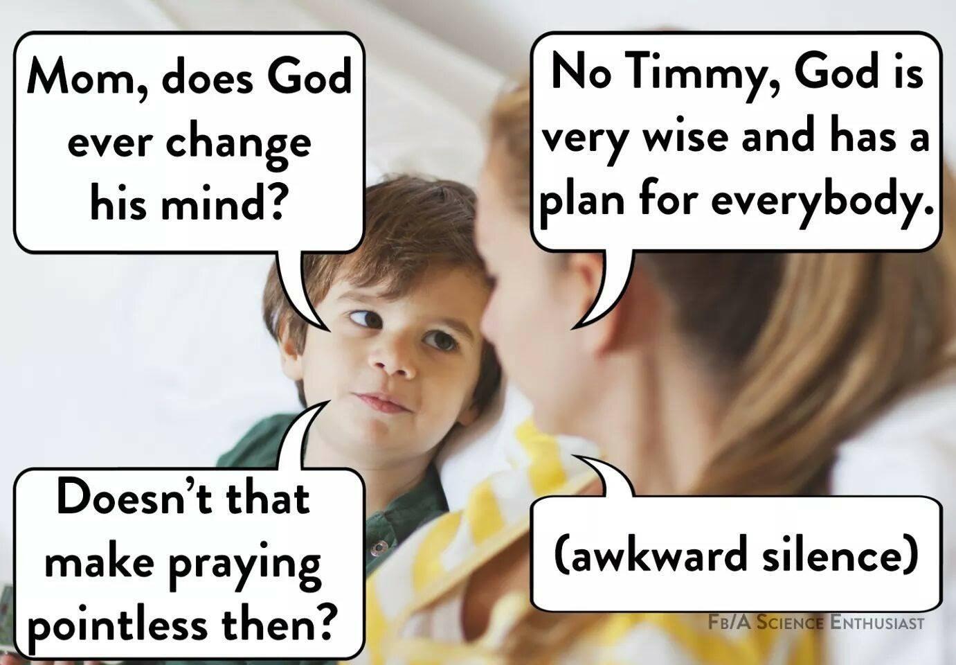 lol jk...there is no god - meme