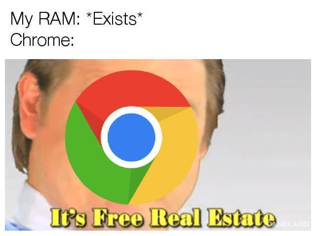 Firefox master race - meme
