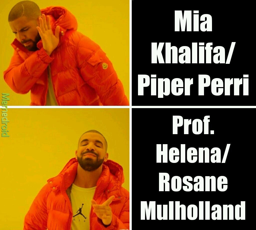 PROF HELENA - meme