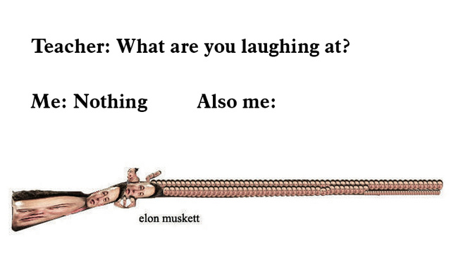 Elon Muskett - meme