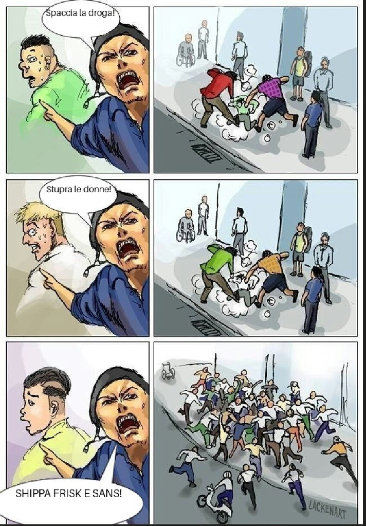 Storia di fanboy - meme