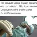 Calma Carlos