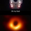 2001 a black hole odyssey