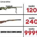 A bullet a kill