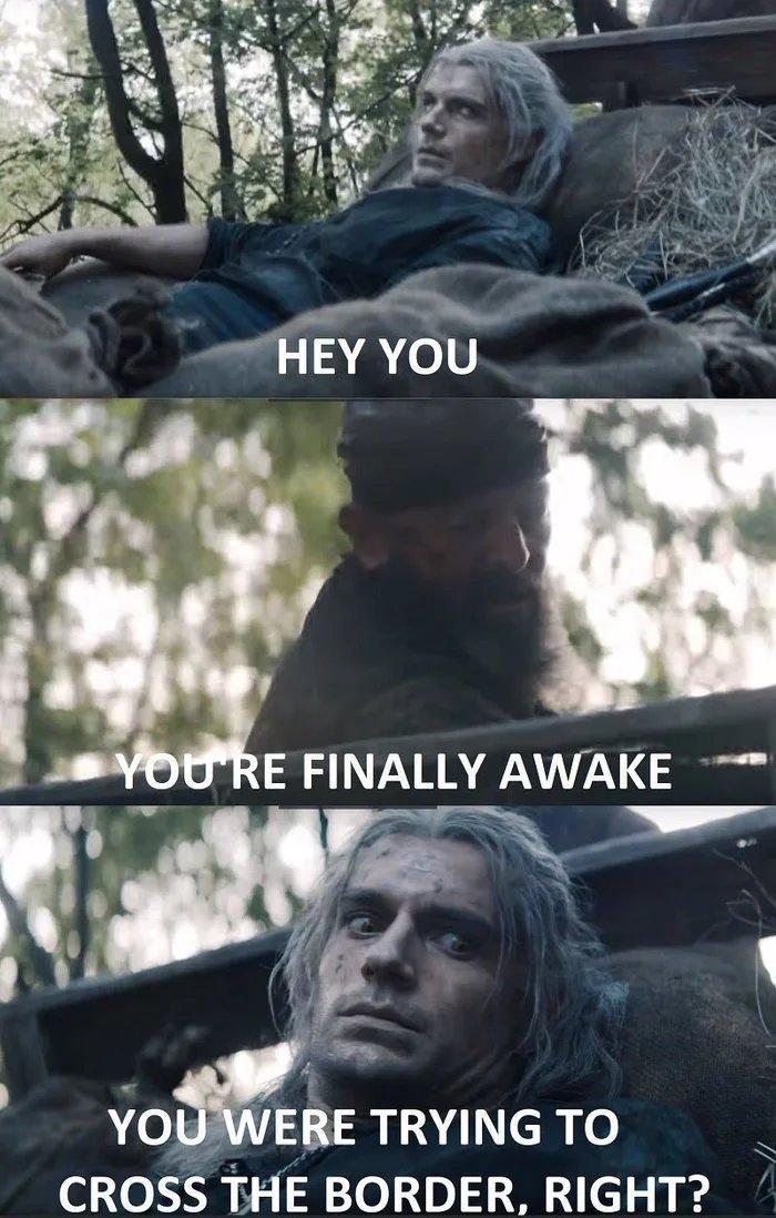 The Best Witcher Memes Memedroid