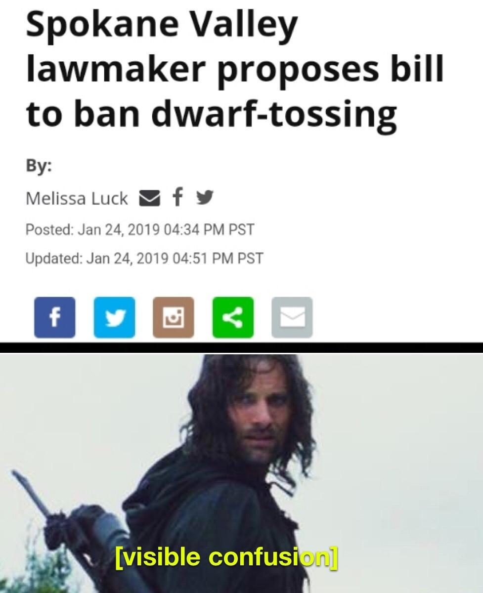 Dwarf Tosser - meme