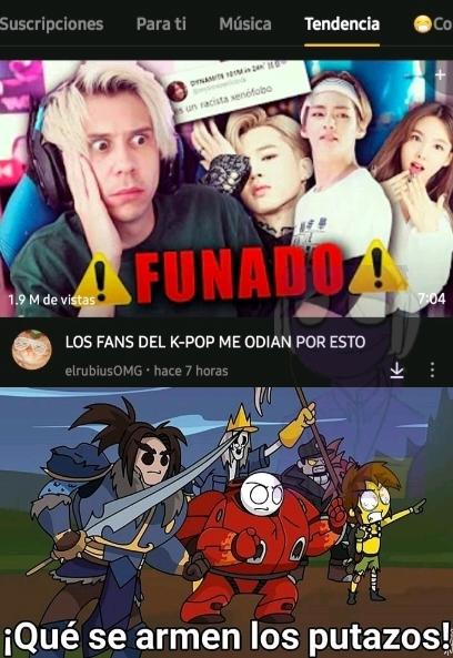 PIDO GUERRA >:D - meme