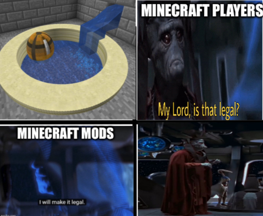 I will make it legal - meme