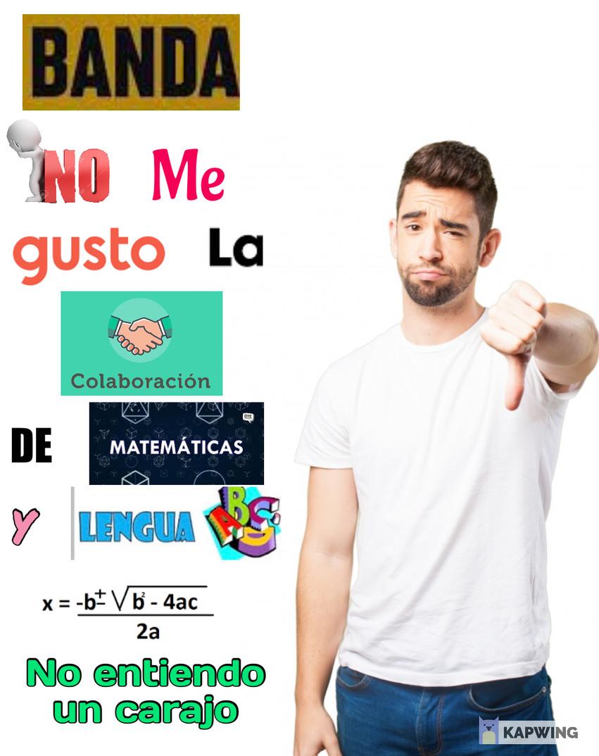 Aprovechando los deberes pa memes