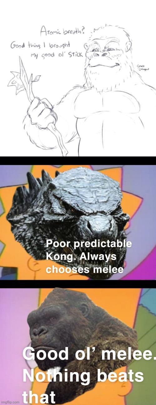 Big monke - meme