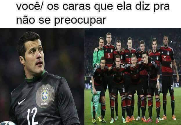 """São só amigos"" - meme"