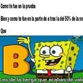 B es la berga