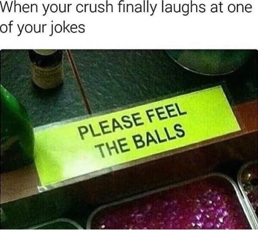 Oh please do. - meme