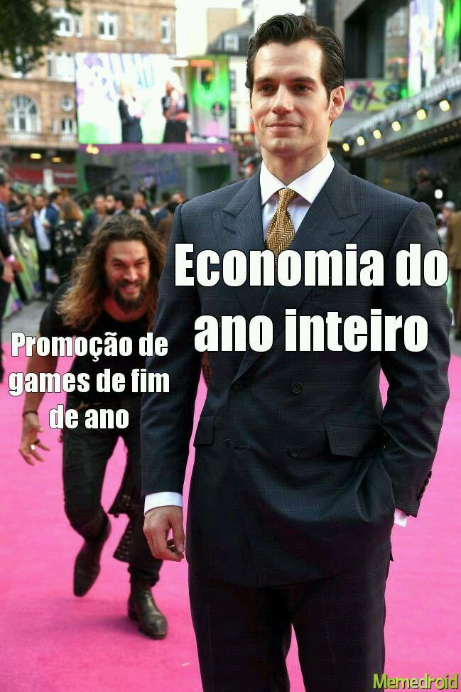 Economizando - meme
