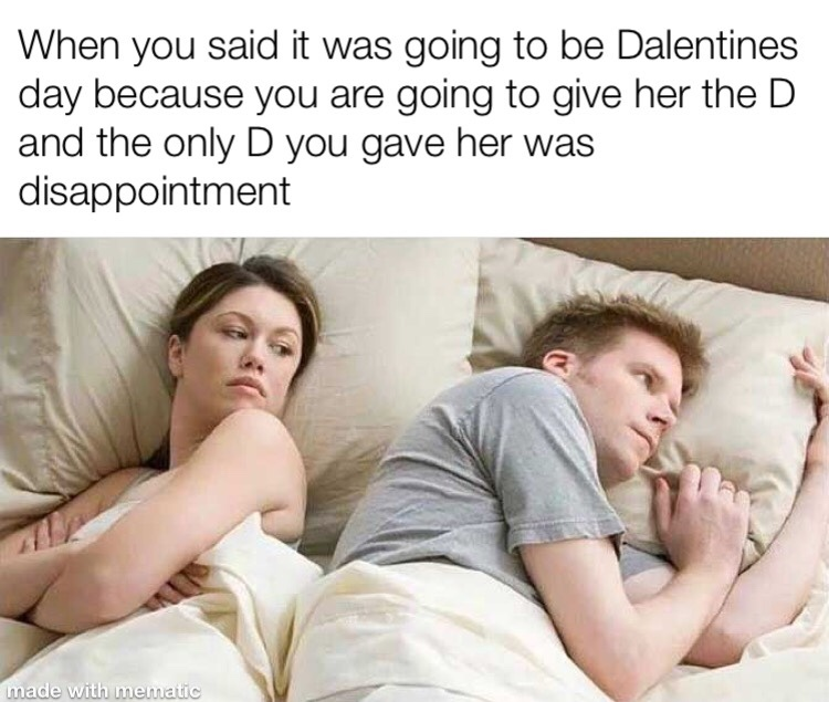 that D - meme