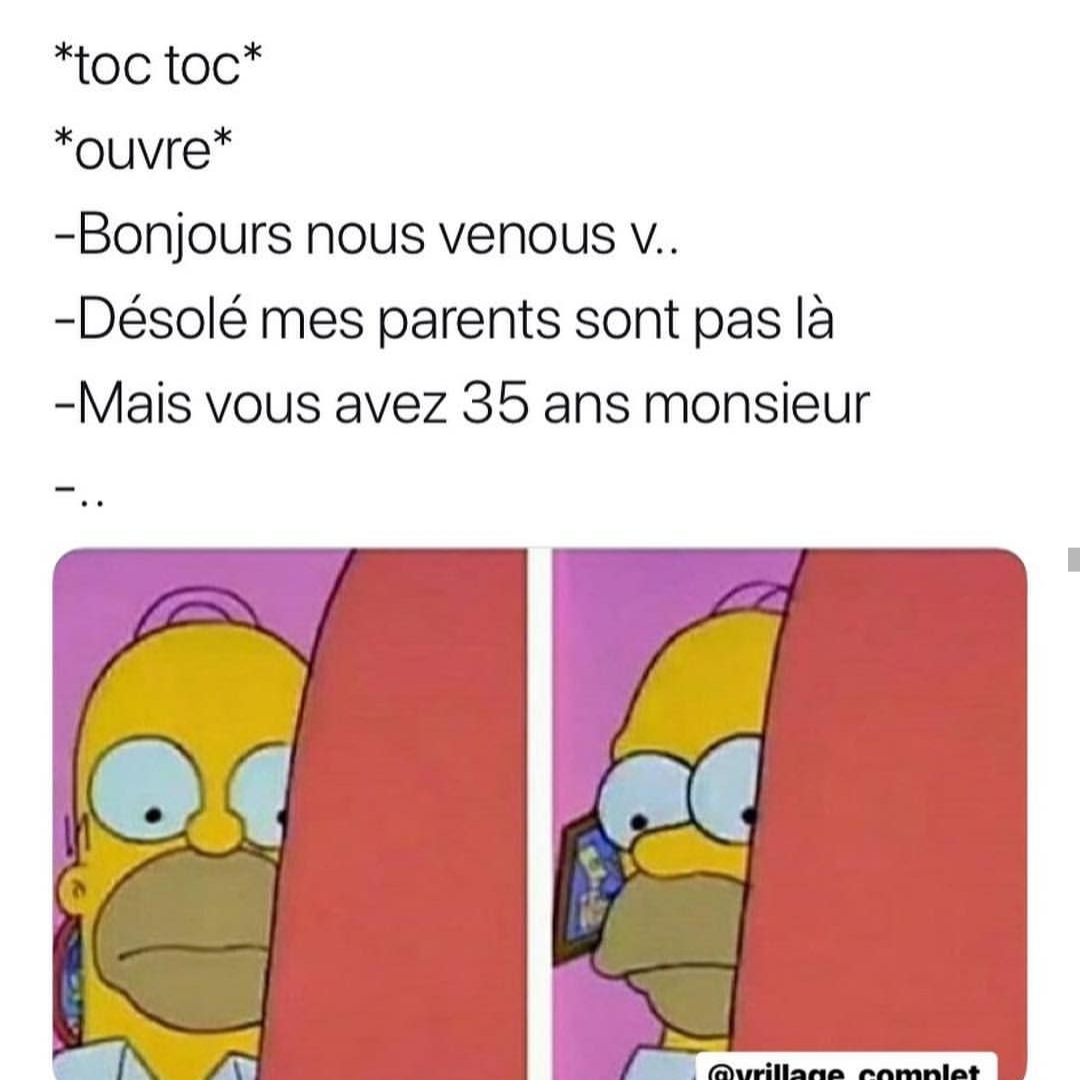 SALUT AUREVOIR - meme