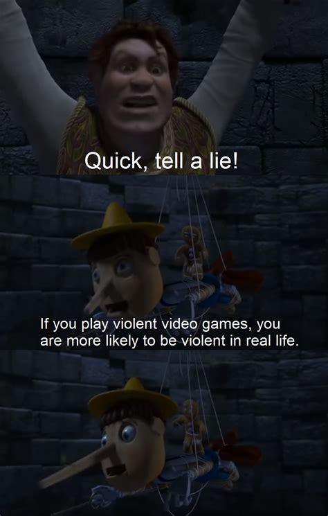 Shrek McWhiteBoi - meme
