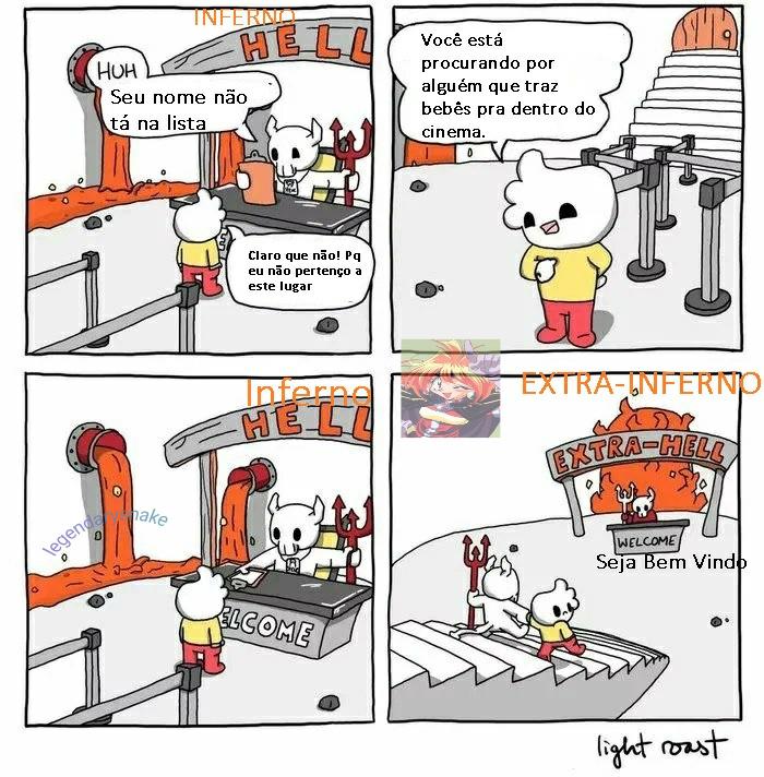 Extra-Inferno - meme