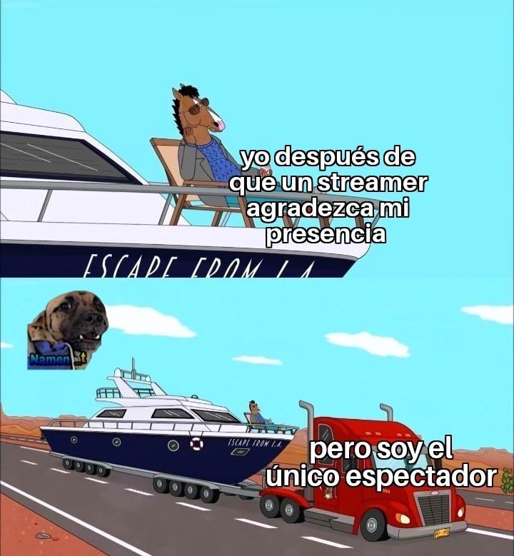 El título era venezolano y se desintegró - meme